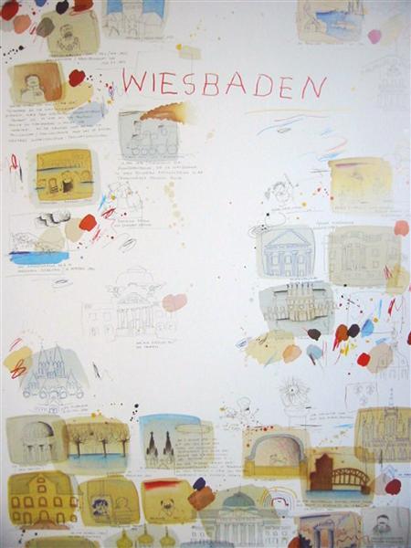 Wiesbaden Drucke